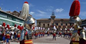 Armaos en la plaza de Almagro