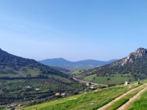Paisaje Comarca de Almadén
